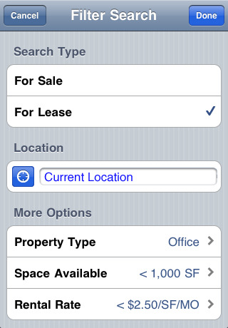 LoopNet Commercial Real Estate Search