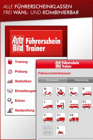 auto bild f hrerschein trainer app for ipad iphone. Black Bedroom Furniture Sets. Home Design Ideas
