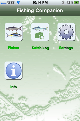 Fishing License on Nc Saltwater Fishing Companion 2 05 App For Ipad  Iphone   Sports