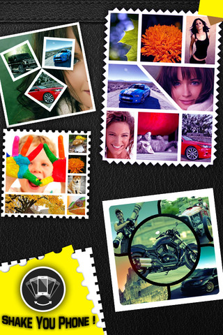 Shake Your Life Pro – Pic/Picture Frames FX & Photo collage Caption