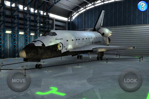 Smithsonian Discovery Shuttle smithsonian museum