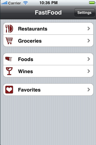 FastFood - Top Restaurant finder app