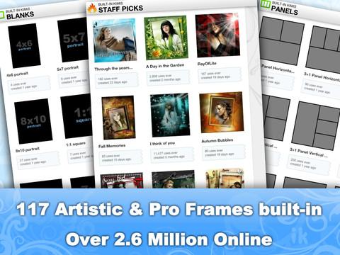 Publisher's description - imikimi HD Photo Frames & Effects 2.1.0