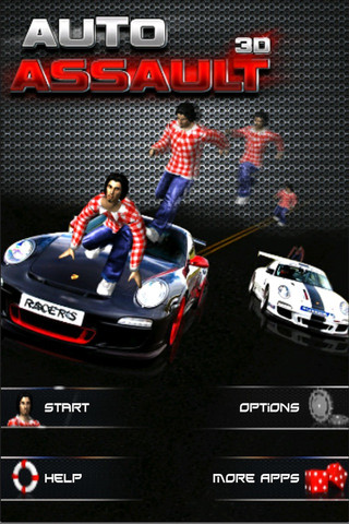Auto Free Game Racing on Auto Assault Free  Action Racing Game Games  1 0 App For Ipad  Iphone