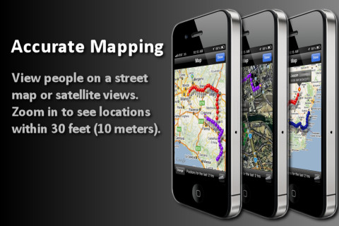 GPS Phone Tracker - Locate Anyone For Free