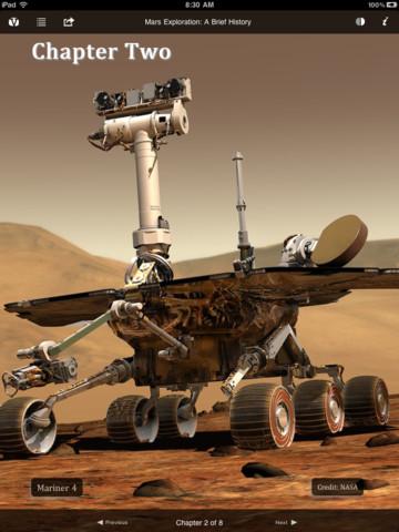 mars missions history - photo #28