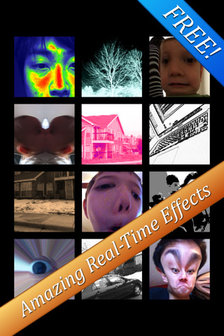 CamWow: Free photo booth effects live on camera