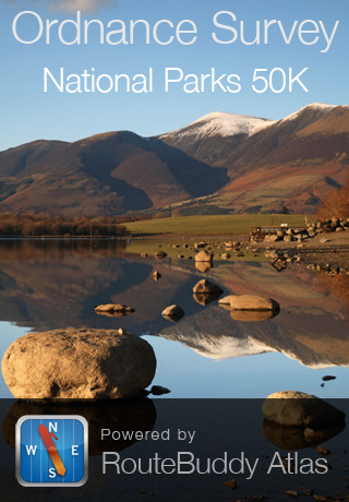 Router on Gb National Parks 50k   Routebuddy Solo 1 5 1 App For Ipad  Iphone