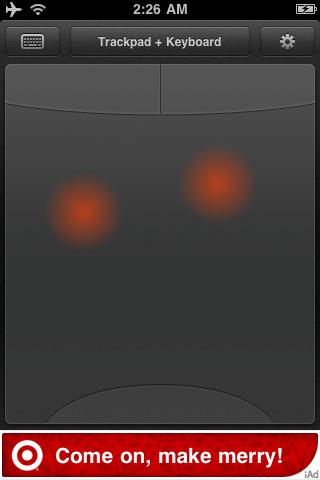 HippoRemote LITE ~ Wi-Fi Keyboard & Trackpad
