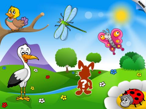 ... abby animal preschool shape puzzle free first word farm animals