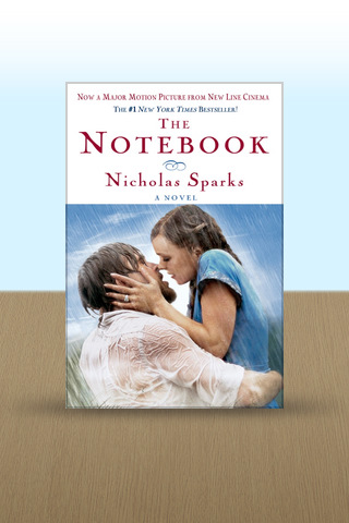 A love found lost and regained in the notebook by nicholas sparks
