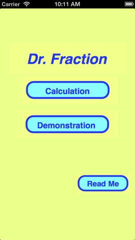 Dr Fraction