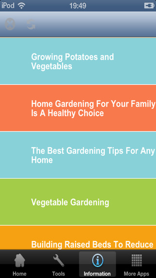 20 Best Home Gardening Club Apps Ios Ipad Iphone |