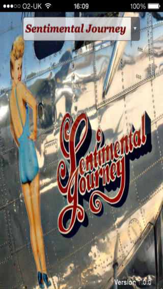 Sentimental Journey private aircraft
