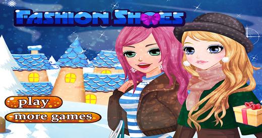 Fashion Shoes - Super model fashion game for kids and girls fashion land model