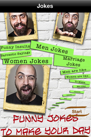 Jokes - Funny insults that make you laugh