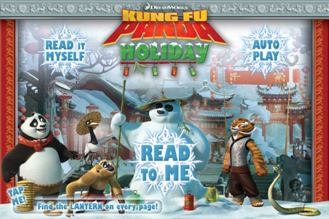 Download kung fu panda holiday storybook iphone ipad ios