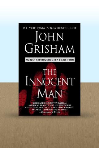 The Innocent Man by John Grisham tunisianet