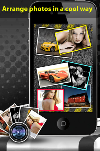 Collage Photos: PicFrame Creator & Picture Editor