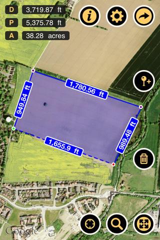 Planimeter • Measure Map Distance and Land Area