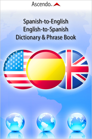 Free Spanish English Dictionary & Phrasebook 5.2.11