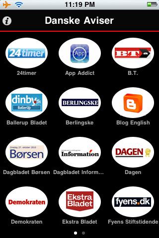 Danske Aviser - Danish newspapers - Newspapers Denmark ecuador newspapers