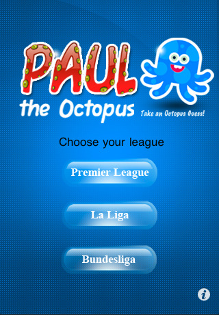 Paul Soccer Predictions - Premier, La Liga, Bundesliga Leagues soccer predictions