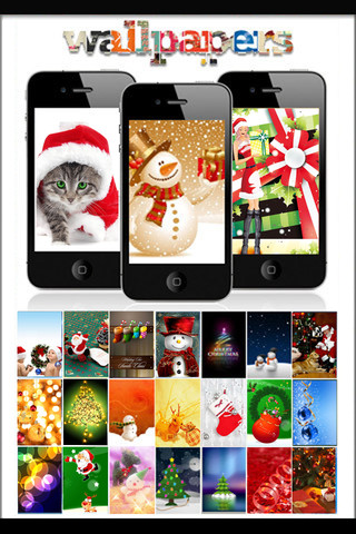 Download Wallpaper For Xmas(HD) - Background, Home Screen, Shelves ...