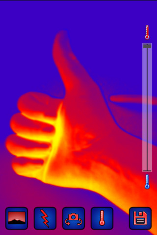 Thermal Camera Pro by Fingersoft