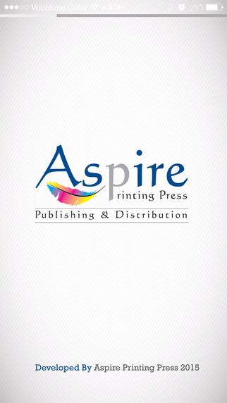 Aspire PP printing press history