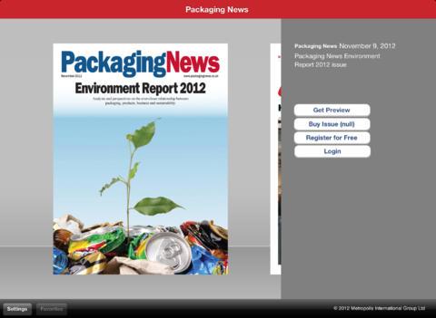 Packaging News packaging digest