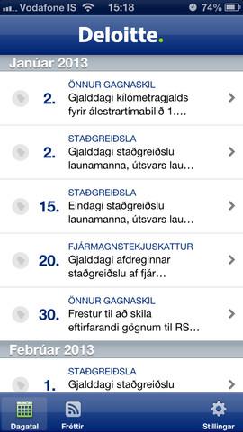 Deloitte Iceland