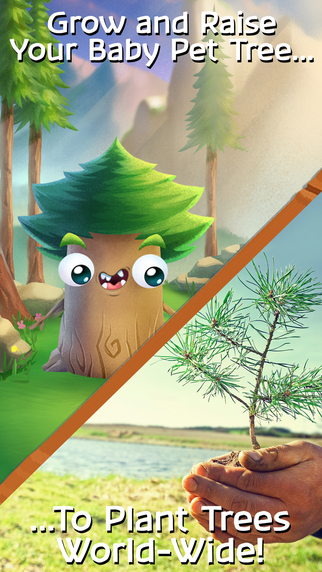 Tree Story: Best virtual pet with fun mini games fun ipad mini games