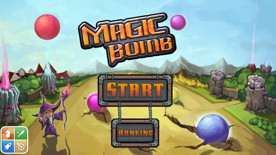 Magic Bomb For young and old leisure to eliminate hot fun games, fun seconds kill HEY OH, Diamond Dash, Puzzle Bobble, Fruit Ninja, link up and pair up - mobile phone games games fun