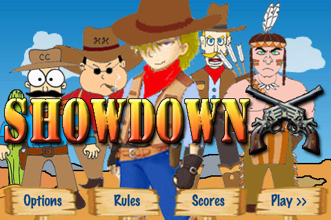 Showdown X: Fight Against Wild West Gangsters (with Free Bonus game