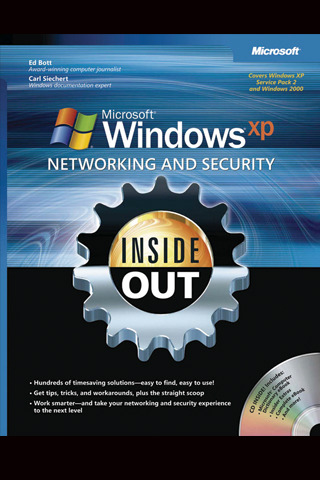 Microsoft® Windows® XP Networking and Security Inside Out: Also Covers Windows 2000 windows os wiki