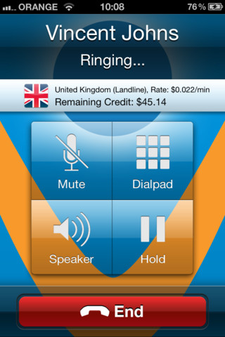 Vonage Mobile - Free International Calls & Texts