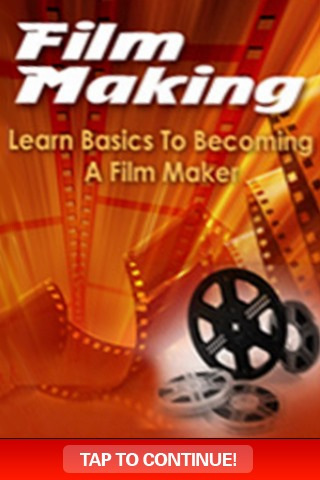 Film Making - Learn The Basics Of Becoming A Film Maker film making supplies