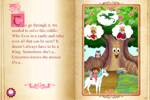 Download dora s enchanted forest adventure iphone ipad ios