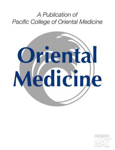 pacific college of oriental medicine om newspaper health fitness. Black Bedroom Furniture Sets. Home Design Ideas