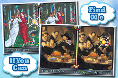 Download Find Me If You Can! - Spot the Difference iPhone iPad iOS