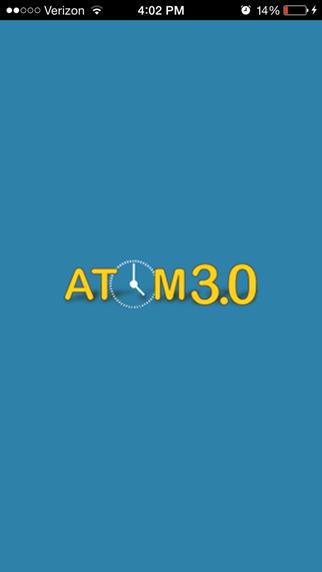ATOM 3.0 employee time card