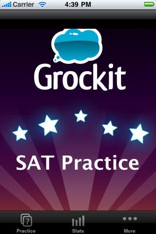 iGrockit SAT good sat scores