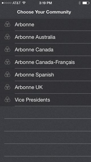 Arbone Source arbonne