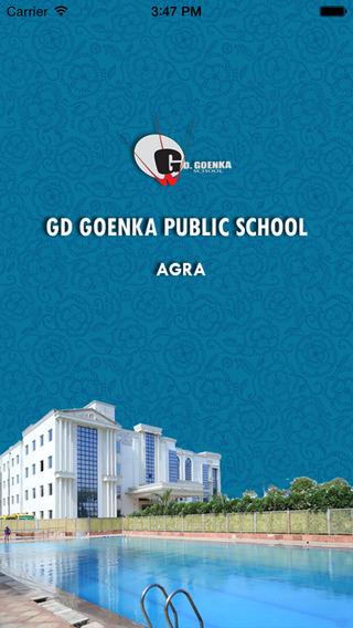 GD Goenka Agra agra