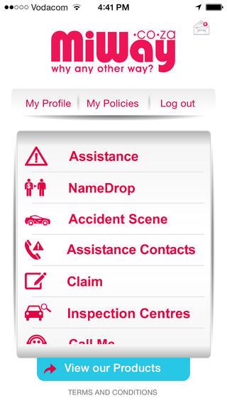 MiWay Insurance Ltd employment insurance