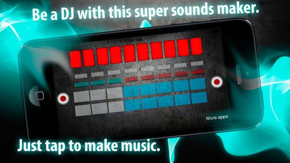 DJ Studio Soundboard dj music making