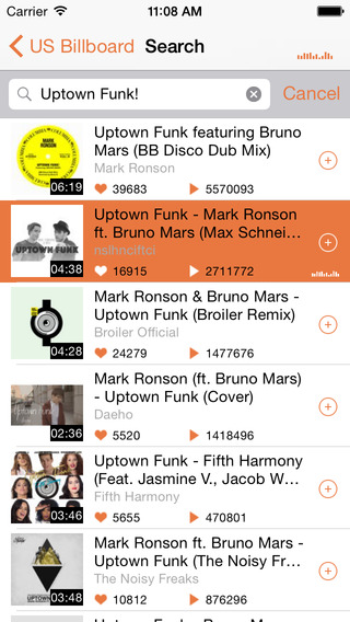 Free Music And Radio - Premium MP3 Music Streamer & Best Music Player and Playlist Manager Pro music audiomack