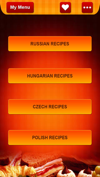 Eastern European Recipes - How to cook the most famous, delicious, healthy Eastern European food with easy and detail instructions middle eastern food recipes
