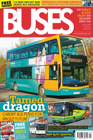 Buses Magazine - The World`s biggest selling bus and coach monthly magazine. swimming world magazine